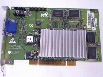 Grafische kaart PC PCI3616C/63