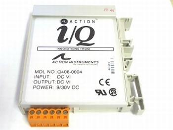 Action I/Q  Input Module Q408-A004 9/30VDC