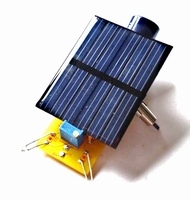 Bouwkit solar robot
