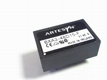 BXA3-48D15 DC-DC module IN 36-75VDC OUT 15.0V 100mA