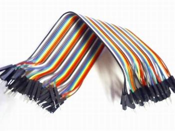 Male to Male Jumper wires voor Arduino en breadboard