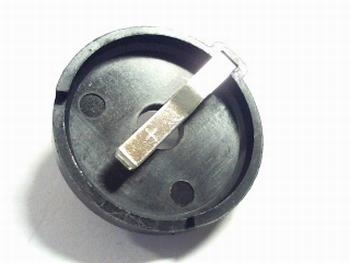 Knoopcel batterijhouder 25mm
