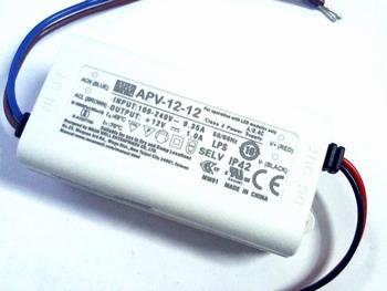 Led driver Lumotech ledlight 1-20VA 2x 350mA