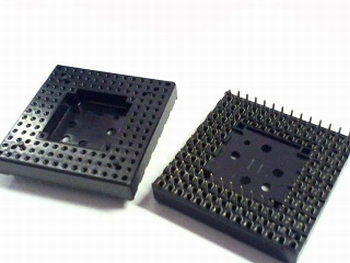 132 pins voet voor processoren