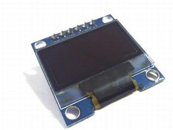 OLED display 0,96 inch 6 pins
