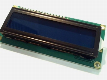 LCD display 16x2 met IIC/I2C interface