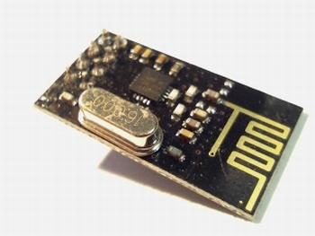 NRF24L01 2,4 Ghz draadloze module