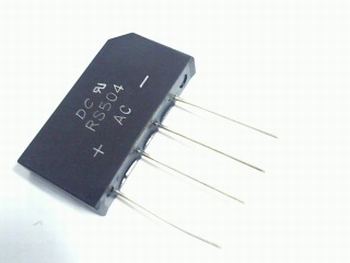 RS504 Brugcel 400V 5A