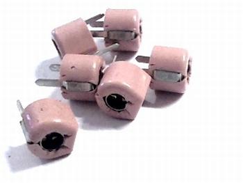 Trimmer 20 pf roze