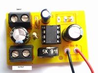 Mini amp bouwpakket