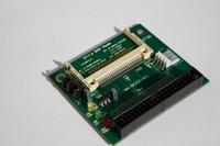 Compact flash adapter enkel 90 graden