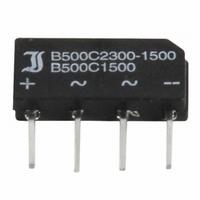B500C2300 Brugcel 500 V 2,3 A