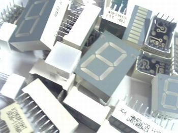 Assortiment LED displays 25 stuks