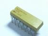 Weerstand array 7 x 10K Bourns 4114R-001-103