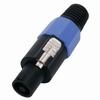 Speakerconnector 4p