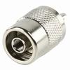 UHF (PL259) schroef/soldeer plug voor RG58