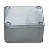 Aluminium enclosure 64x58x35mm
