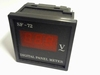 Digitale paneelmeter 0-5 volt AC