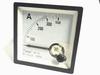 Paneelmeter 0-300 ampere AC 300/5A
