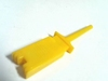 Testclip geel