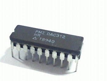 DAC312-HR 12-Bit High Speed Multiplying D/A Converter