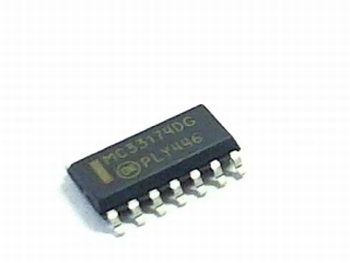 MC33174DR2 - OPAMP
