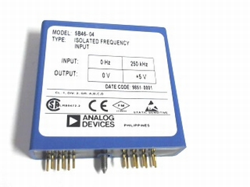 5B46-04 Isolated Frequency Input Analog Devices