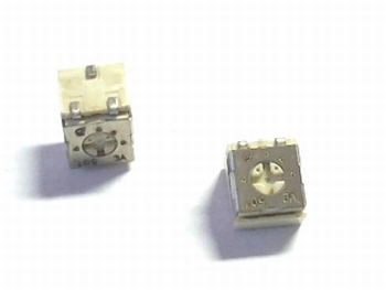 SMD instelpotentiometer 500 ohm