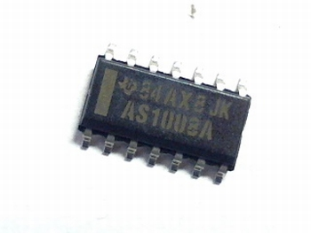 74AS1008-AD Quad 2-Input AND