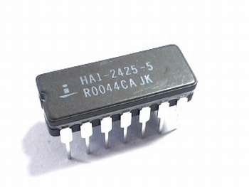 HA1-2425-5 SAMPLE/TRACK-AND-HOLD AMP