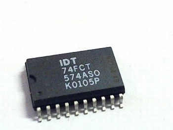74FCT574ASO Flip Flop D-Type Bus Interface