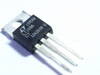 LT1086CT voltage stabiliser
