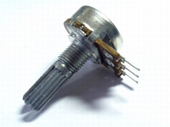 Potentiometer mono 50K lineair