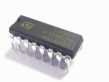 L4962/A  - 9V to 46V DC-DC Single Step Down converter