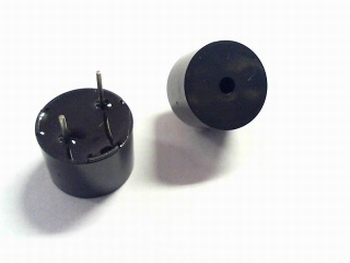 Mini loudspeaker in buzzer package