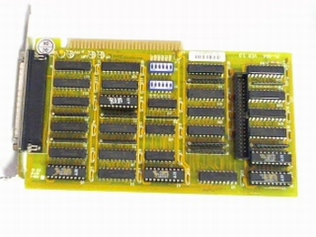 PI-464 64 channel digital I/O card with interrupt from ARBOR