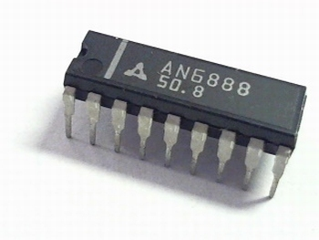 AN6888 Dual 5-Dot LED Driver Circuit