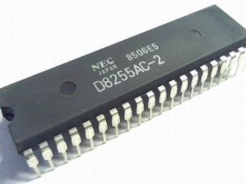 D8255A  PROGRAMMABLE PERIPHERAL INTERFACE