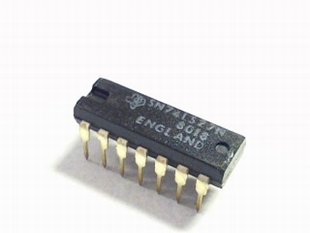 74LS27 TRIPLE 3-INPUT NOR GATE
