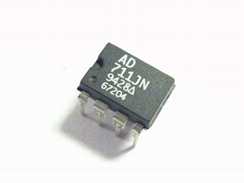 AD711JN High Speed, BiFET Op Amp DIP8
