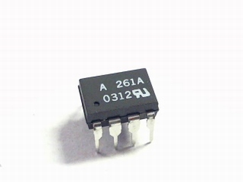 HCPL261A - OPTOCOUPLER