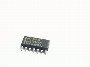 HEF4071 SMD  Quad 2-Input OR Gate