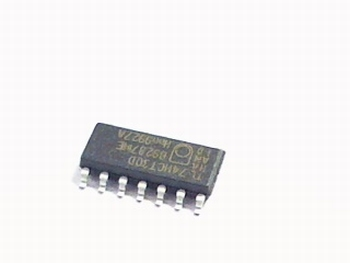 74HCT30D 8-input NAND gate SMD