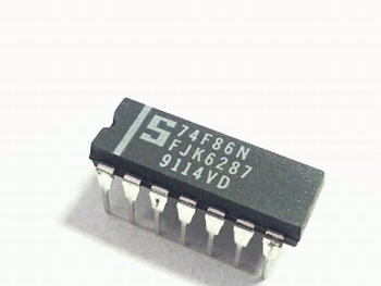 74F86 2-Input Exclusive-OR Gate