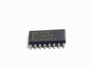 HEF4046 SMD Micropower Phase-Locked Loop