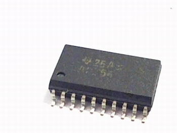 74ABT541B Octal Buffer/Line Driver with TRI-STATE Outputs