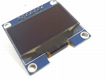 OLED display 1,3 inch 7 pins