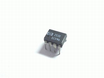 HCPL2531 Transistor Output Optocoupler