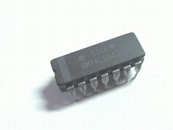 74LS54 Quad 2-input AND/OR Inverter Gate