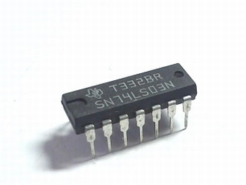 74LS03 Quad 2-input NOR Gate